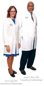 Drs. Joslyn and Allen