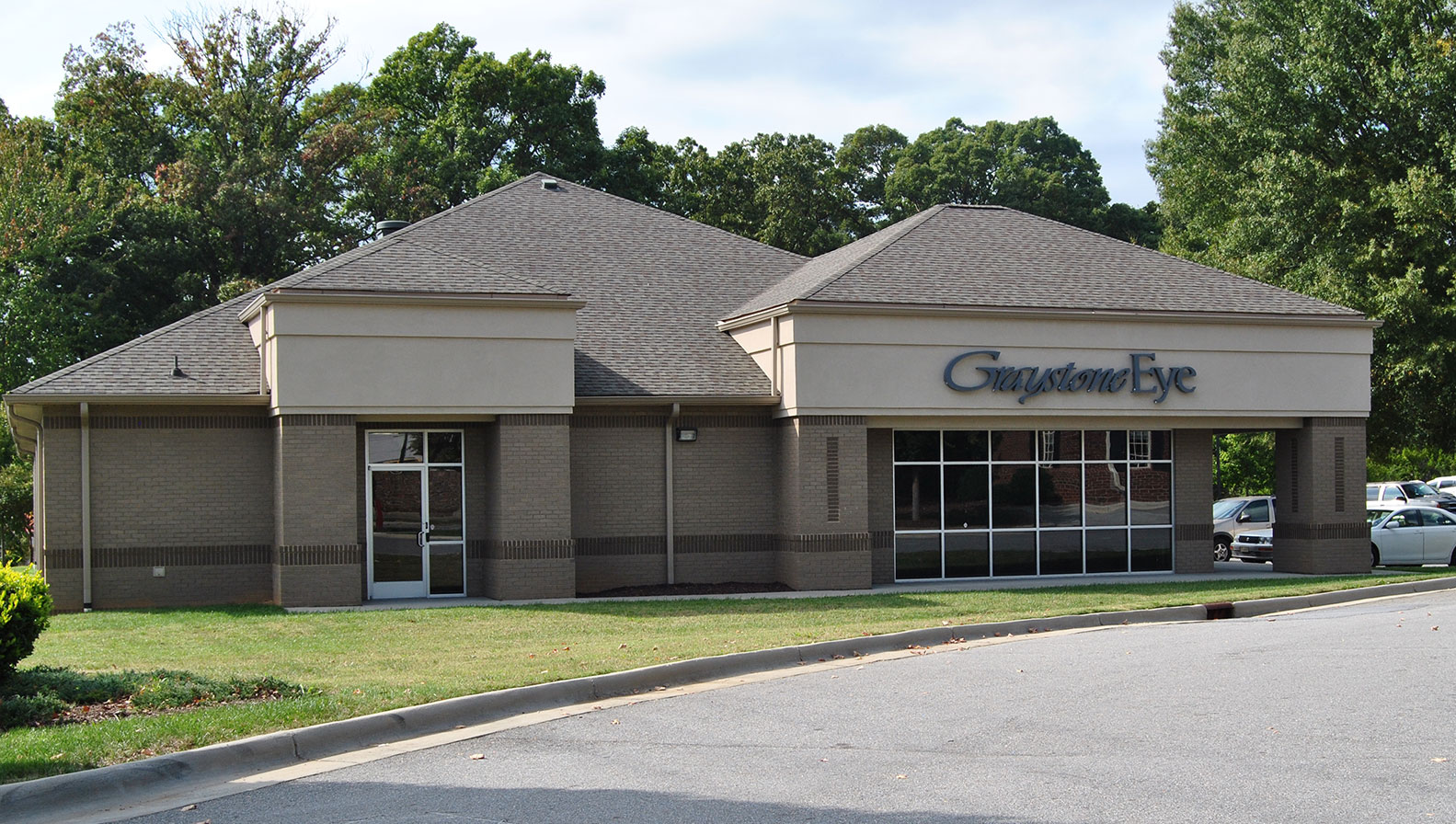 Graystone Eye Lincolnton Office