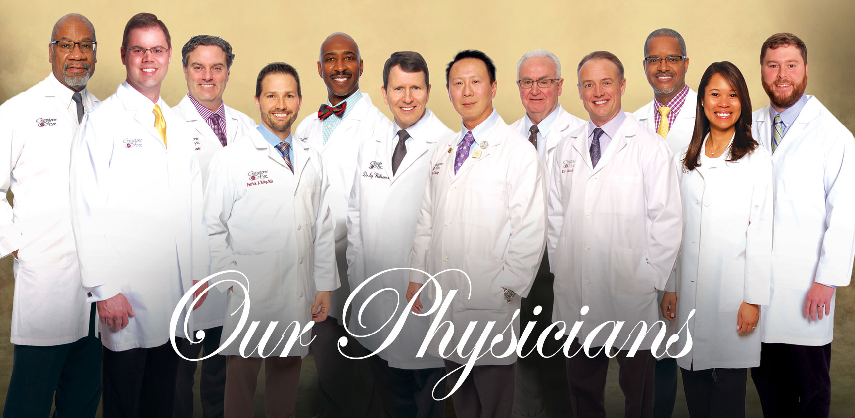 The Physicians of Graystone Eye