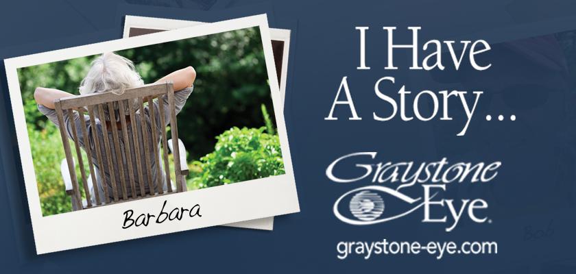 I Have A Story ... Barbara