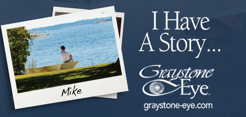 I Have A Story ... Mike